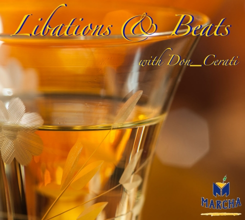 libations and beats
